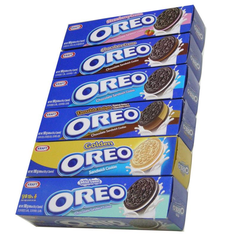 печенье орео в америке