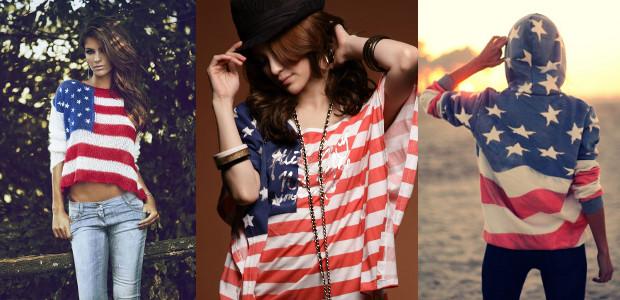 американская одежда
