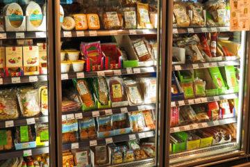 цены на продукты питания в сша