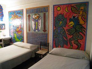 Carlton Arms отель нью йорк
