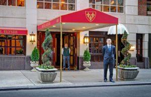 отель elysee нью йорк