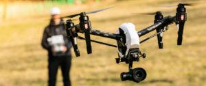 Коммерческая фото- и видеосъемка с дрона