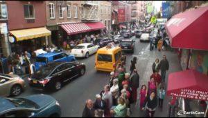 улицы нью йорка веб камера онлайн