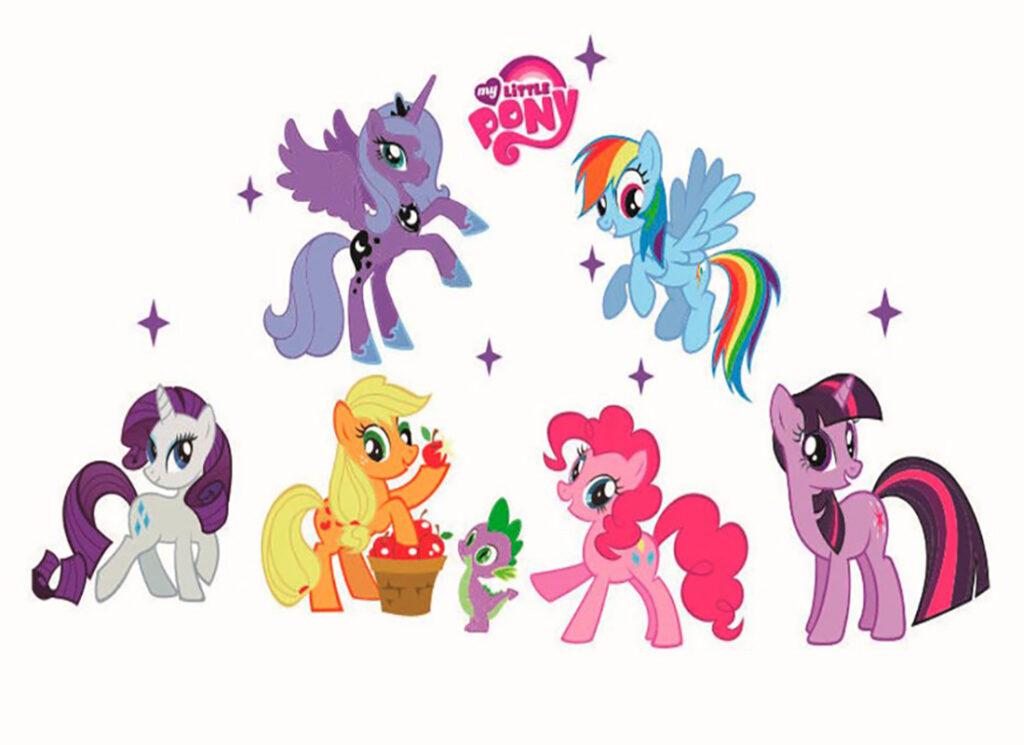 Мой маленький пони | My Little Pony